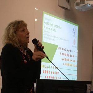 L'intervento di Ella Pagliarini, vicepresidente SISS